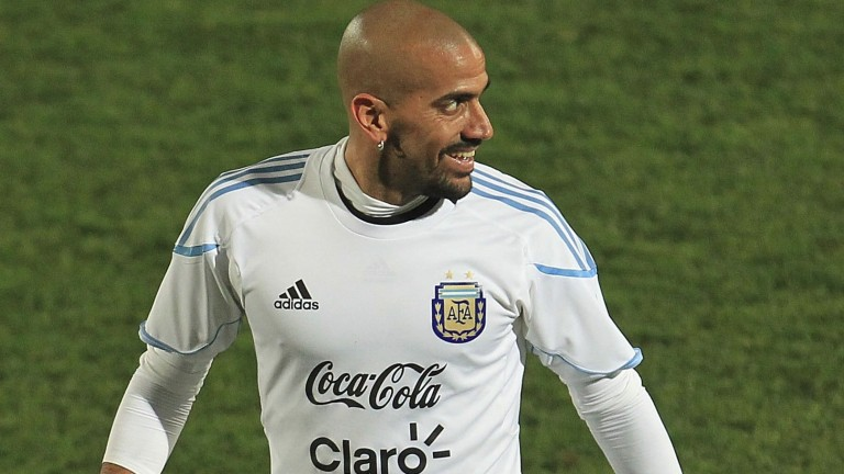 Former Argentina international Juan Sebastian Veron is Estudiantes' club president
