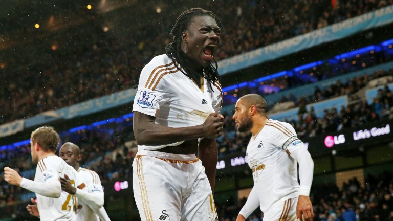 Bafetimbi Gomis has been on fire for Marseille