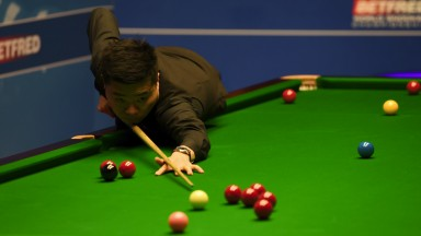Ding Junhui posted runs of 136 and 132 in round one
