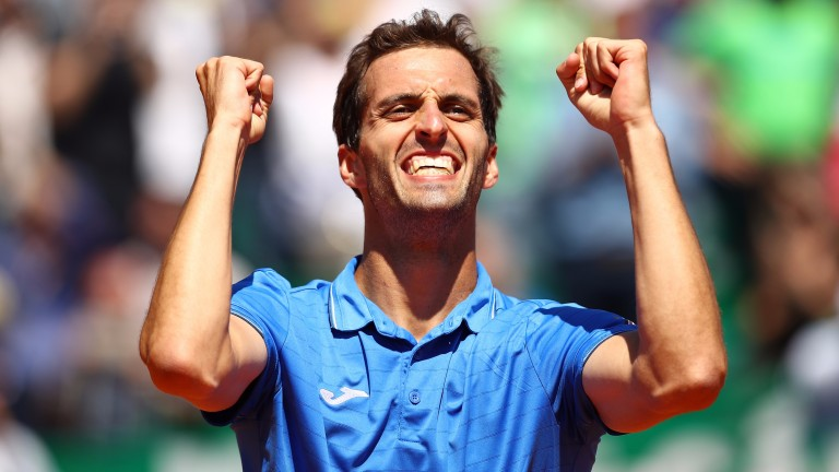 Albert Ramos Vinolas dumped Andy Murray out of Monte Carlo