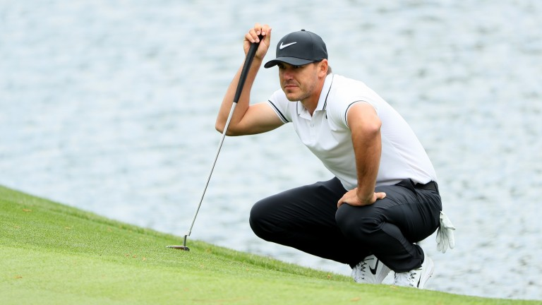 Brooks Koepka has a golden chance of a Major breakthrough