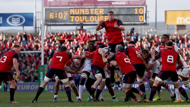 Defensive solidity has been at the heart of Munster's European success