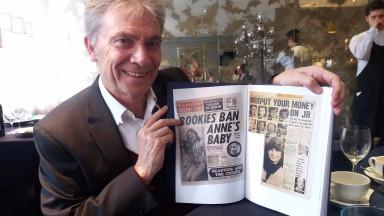 Graham Sharpe: PR guru set to leave William Hill