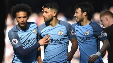 City have a formidable attacking force