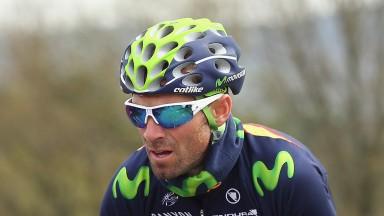 Alejandro Valverde was in imperious form at La Fleche Wallonne