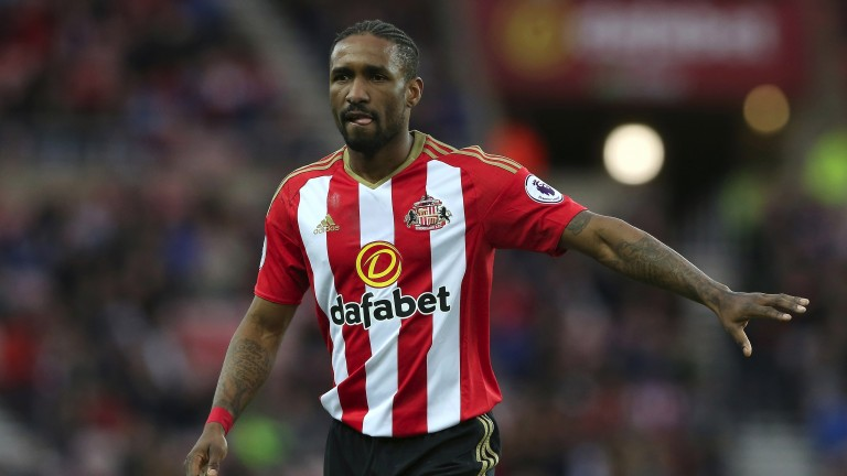 Sunderland's Jermain Defoe has tailed off in recent weeks