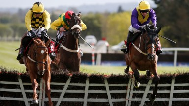 Cilaos Emery (right) and Melon combined to land an €80,000 blow for Mullins