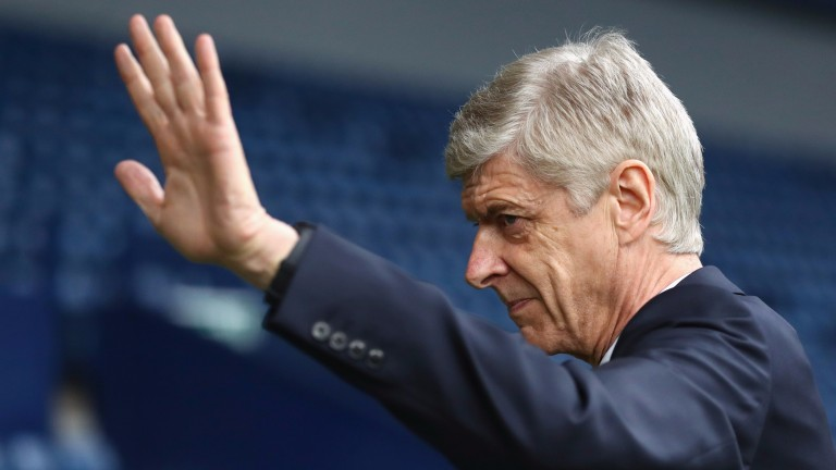 Many are calling for Arsene Wenger to wave goodbye