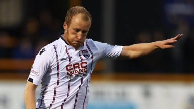 Ross County hitman Liam Boyce will be looking to fill his boots
