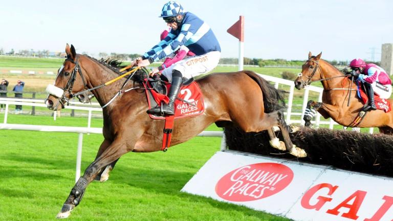 Diamond King: takes on Killultagh Vic