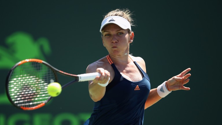 Simona Halep won the Bucharest Open earlier this month