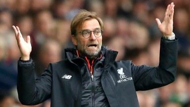 The stakes have been raised for Jurgen Klopp's Liverpool, who lost to Crystal Palace last week