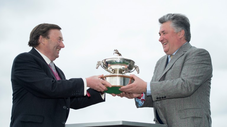 Henderson and Nicholls: well represented in Haydock's feature