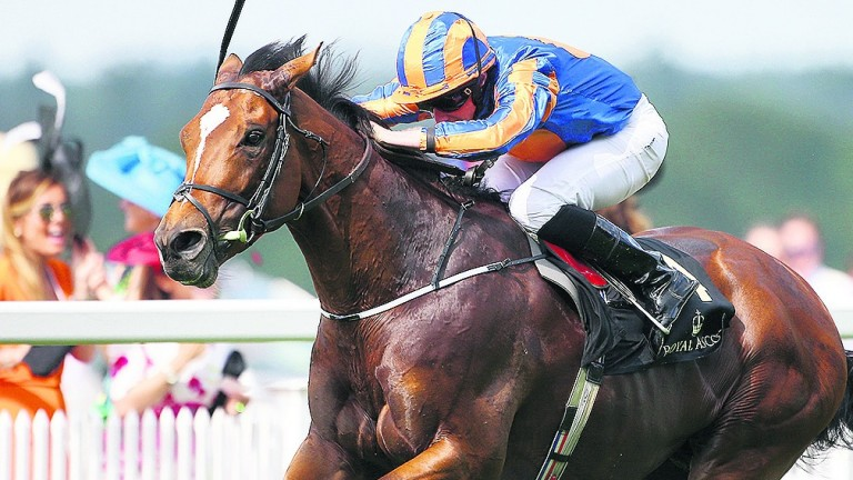 Gleneagles: 2,000 Guineas winner is out of a 6f Group winner