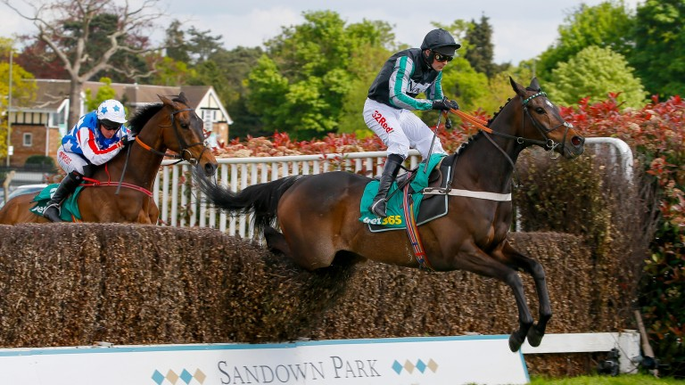 Altior: spectacular Celebration Chase winner will miss the Tingle Creek at Sandown