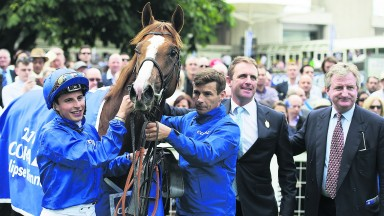 Hawkbill would be a threat to all in the Ganay if recapturing his form from the Coral-Eclipse