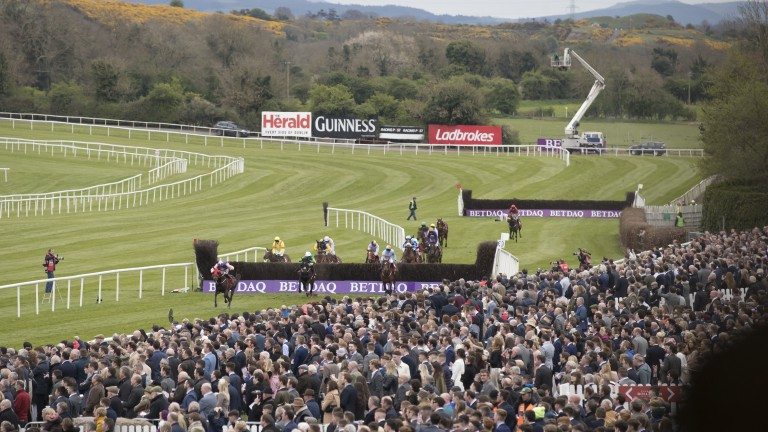The Punchestown Festival will move to RUK in 2019