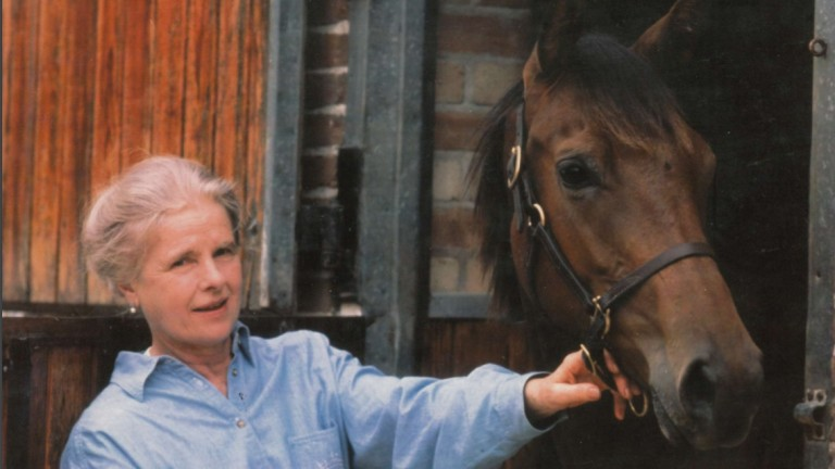 Dawn, together with her husband Dare who died in 1993, ran the small but highly successful West Blagdon Stud