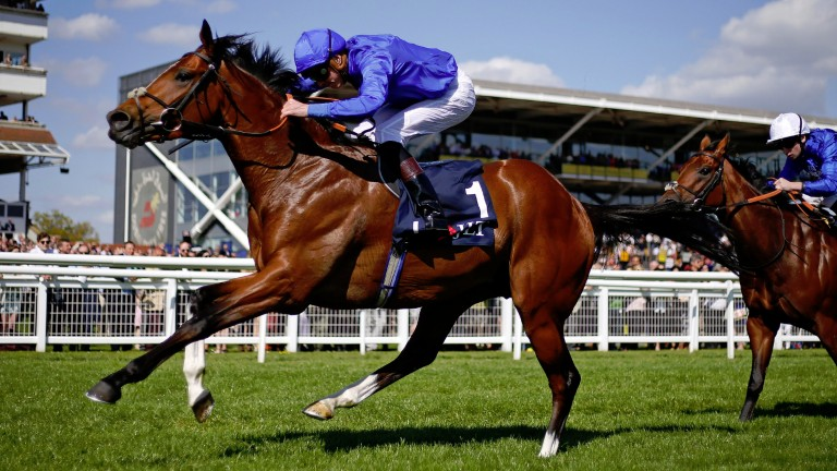 Barney Roy: 2,000 Guineas runner-up came good this time