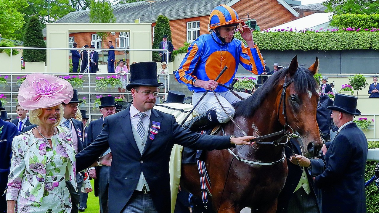 Winter Leads Aidan O'Brien Exacta In 1000 Guineas