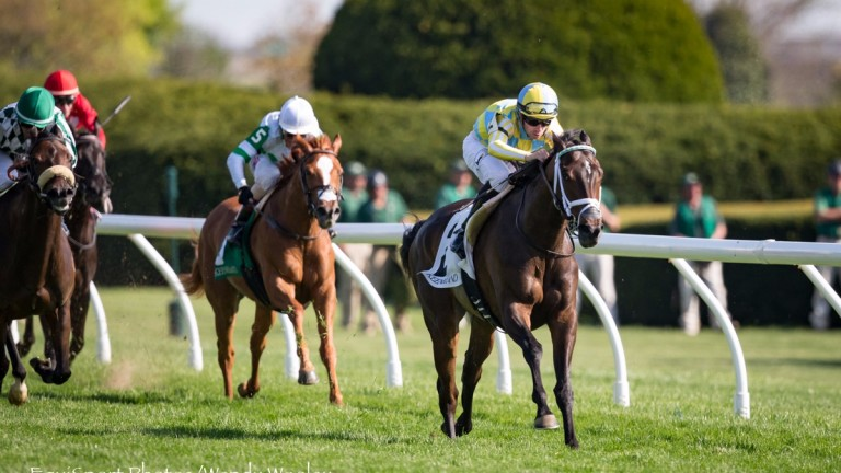 La Coronel: Royal Ascot possible lands the Grade 3 Appalachian at Keeneland last month