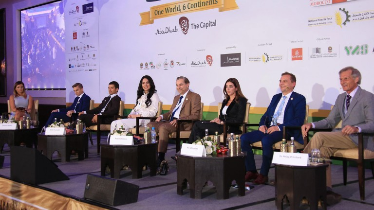 The conference discusses jockeys' weight control and nutritionj