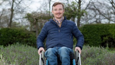 Freddy Tylicki: was trying out an exoskeleton device that enabled him to walk for the first time since his fall in the same week he begins his Racing Post column