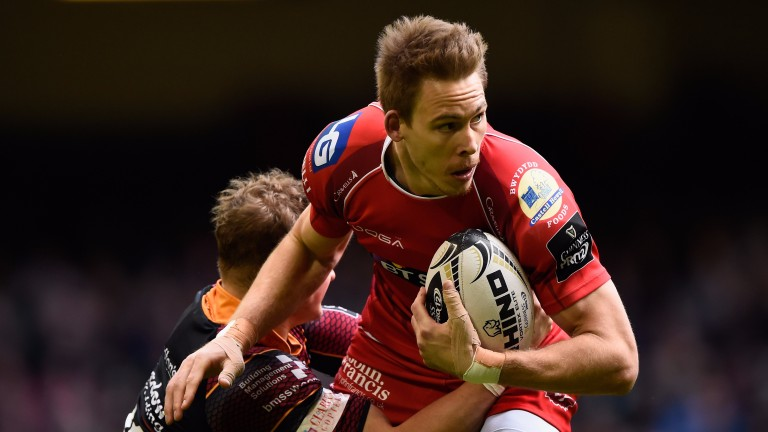 Liam Williams is leaving Scarlets for Saracens