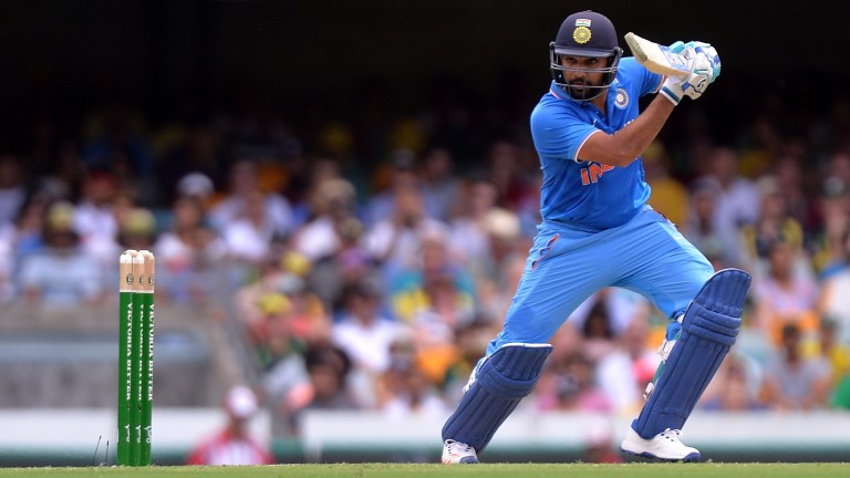 India one-day ace Rohit Sharma is coming into form for Mumbai