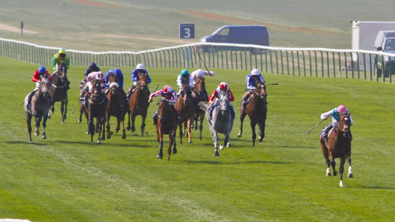 The 2,000 Guineas takes centre stage today