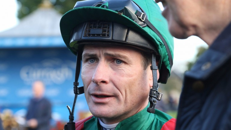 Pat Smullen: the Derby-winning jockey is 41