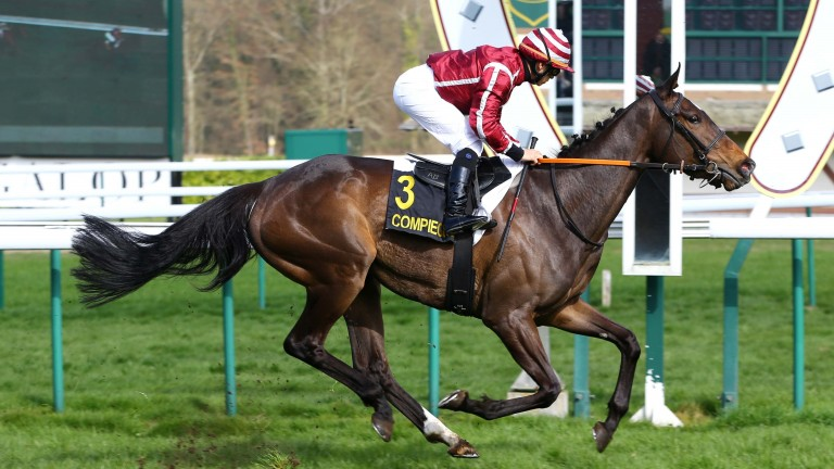 Holiday Winner lands her second career success at Compiegne in March