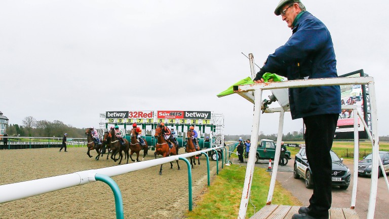 Moving starts: the BHA remeasured distances sees some starts altered