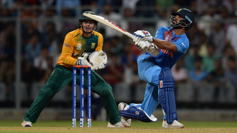 Shikhar Dhawan has been in consistent form