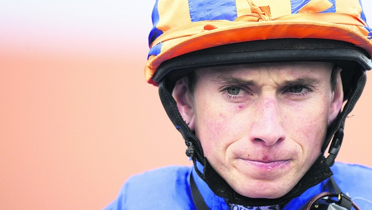 Ryan Moore: odds-on to ride in the Kentucky Derby