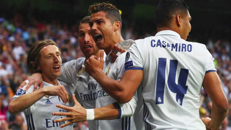 Real Madrid are on the brink of another Champions League final