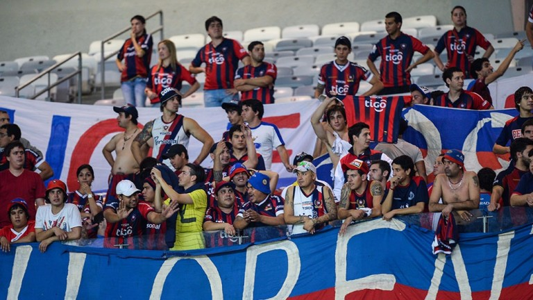 Cerro Porteno fans culd be set for an entertaining evening