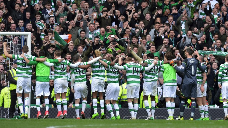 Celtic have had reason to celebrate this year