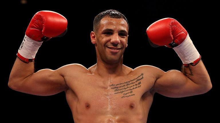 WBA super-flyweight champ Kal Yafai