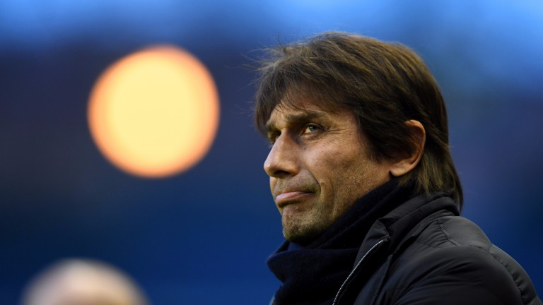 Life was not always easy for Antonio Conte at Chelsea