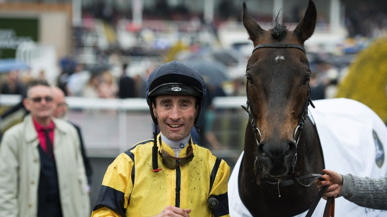 Sound Advice and Dougie Costello team up again at Chester