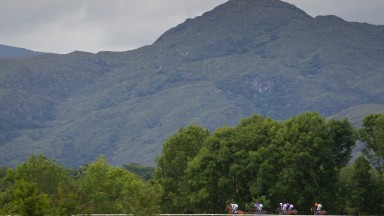 Killarney: unquestionably the most picturesque track in Ireland