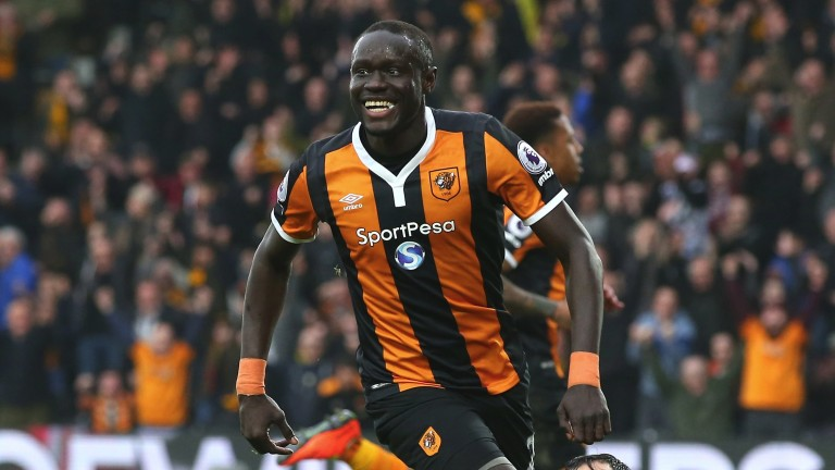 Hull need a big game from Oumar Niasse