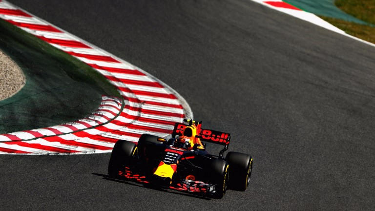 Max Verstappen won at Barcelona on his Red Bull debut last year