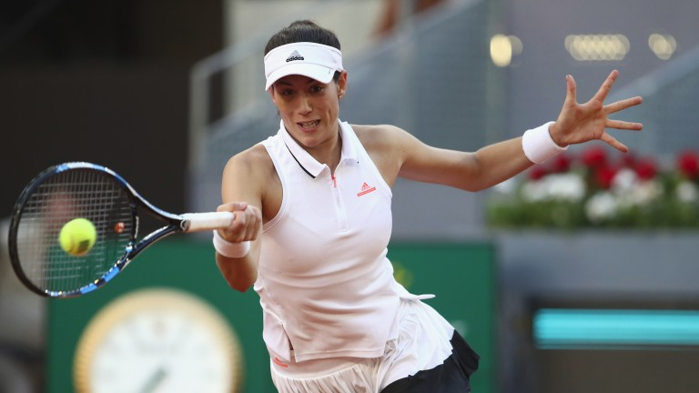 Garbine Muguruza won the French Open last year