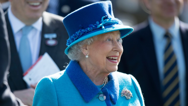 The Queen: the two-time champion owner is 92