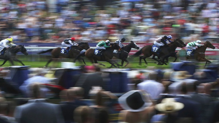 Corinthia Knight can bounce back from a midfield effort in Group 1 company last time