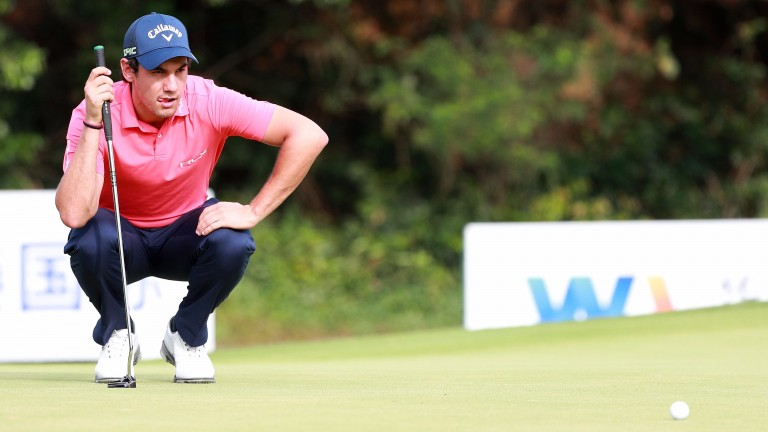 Matteo Manassero has been rediscovering some form