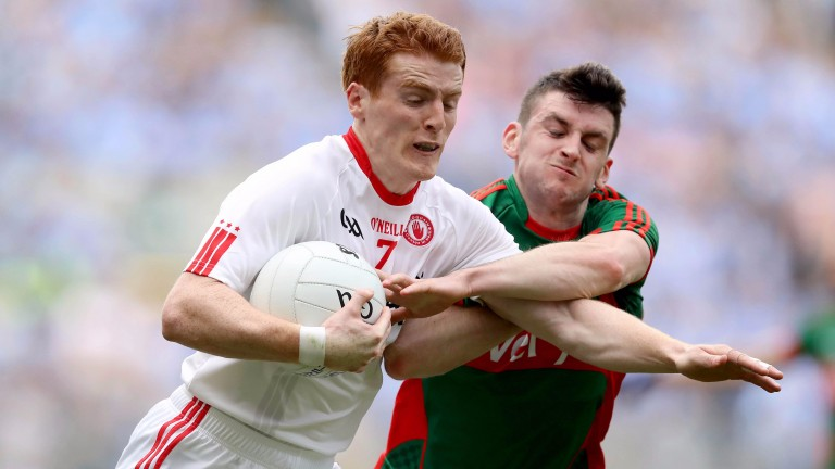 Peter Harte has developed into a star for Tyrone