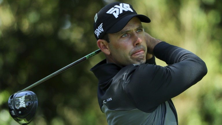 Charl Schwartzel is playing well enough to seriously contend in Texas